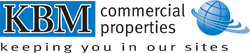 KBM Commercial Properties Logo
