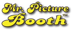 Mr. Picture Booth Logo