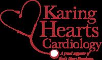 Karing Hearts Cardiology Logo
