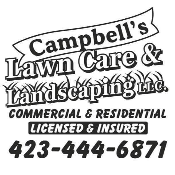 Campbell's Lawn Care and Landscaping logo