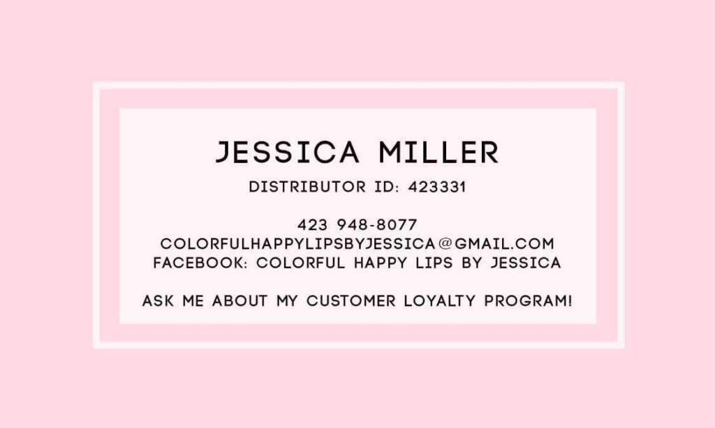 Jessica Miller Logo
