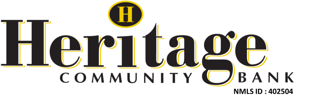 Heritage Community Bank Logo