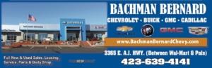 Bachman Bernard Chevy